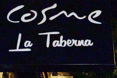 TABERNA COSME